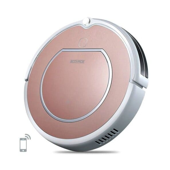 Ecovacs cen546 with high action activity