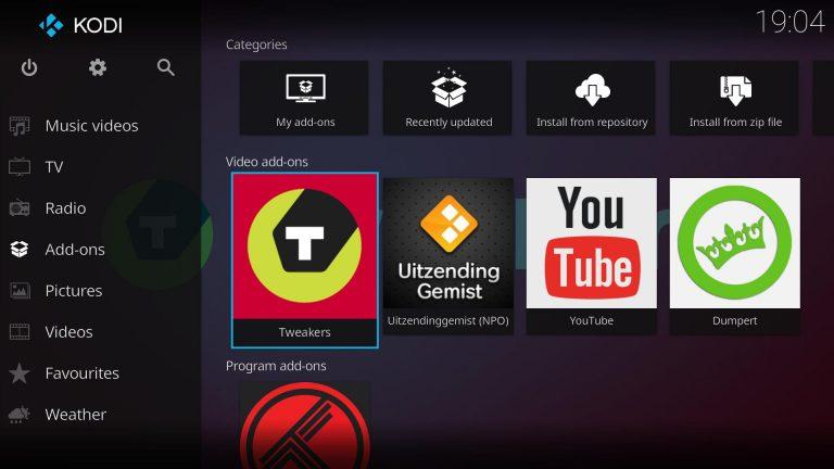 Kodi - ứng dụng cho Android Box đa năng nhất hiện nay