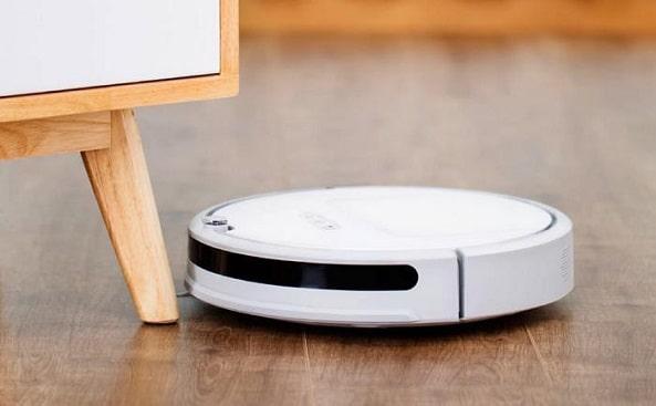 Robot hút bụi giá 6-7 triệu đồng tương đối tốt