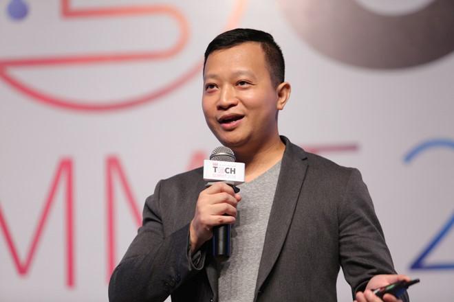 Ông Trần Ngọc Thái Sơn - Người sáng lập Tiki