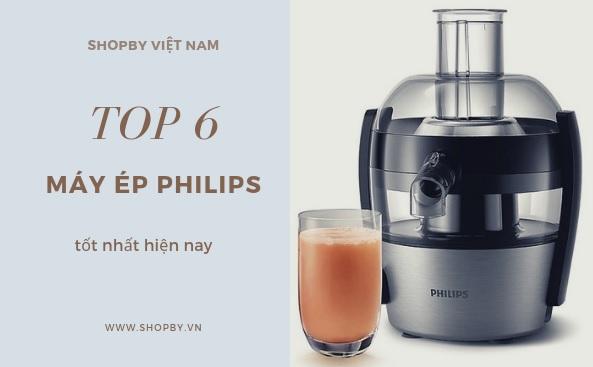 Philips là thương hiệu quen thuộc với người tiêu dùng Việt