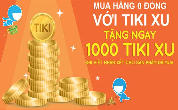 Tìm hiểu về Xu trên Tiki
