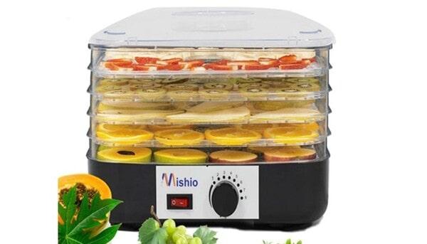 máy sấy thực phẩm Mishio MK12