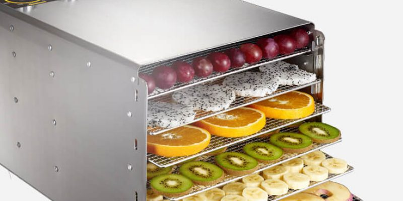 Top 9 máy sấy thực phẩm gia đình tốt nhất thị trường hiện nay